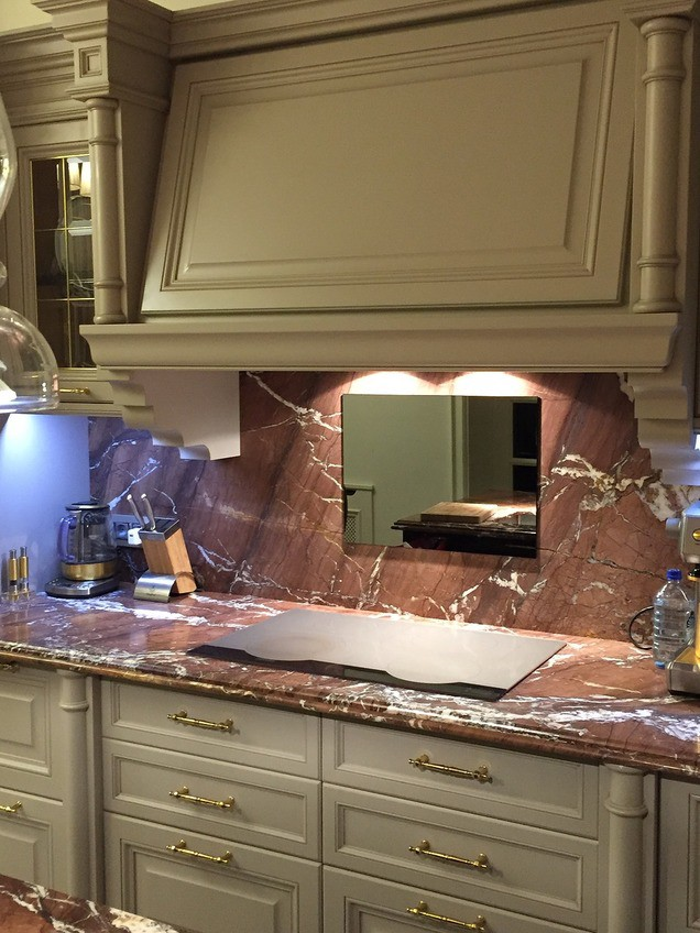 Kitchen Space Arrangement Top Tips In Finding A Place For Tv By Home And Furniture Medium