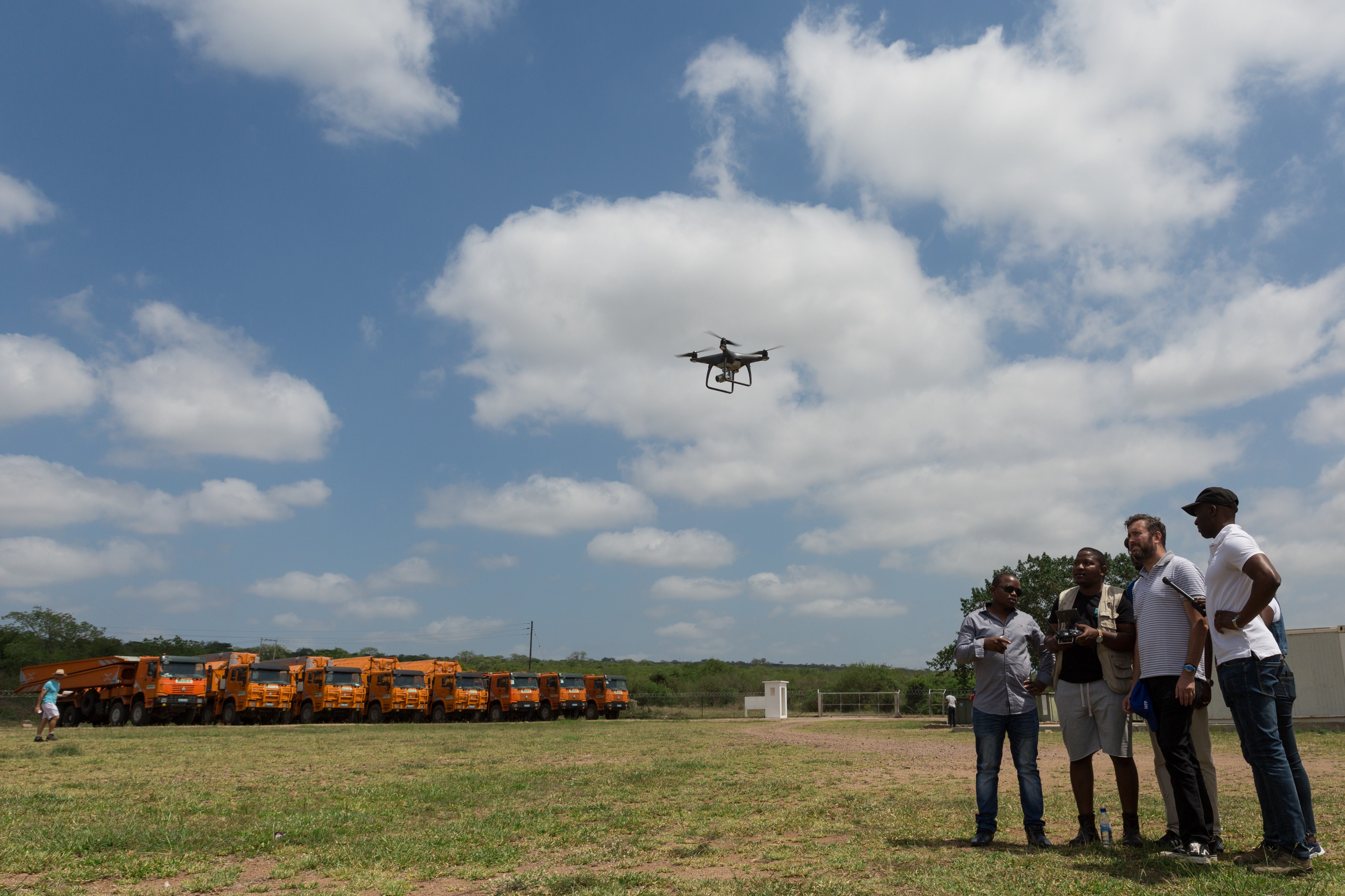 Flying in formation: Eswatini soars alongside Madagascar and