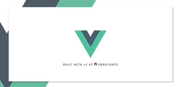 Vue Login Animation - The GeekyAnts Blog