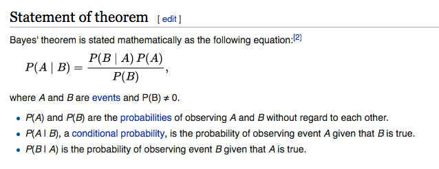 Bayes' Theorem and what it means for design - UX Collective
