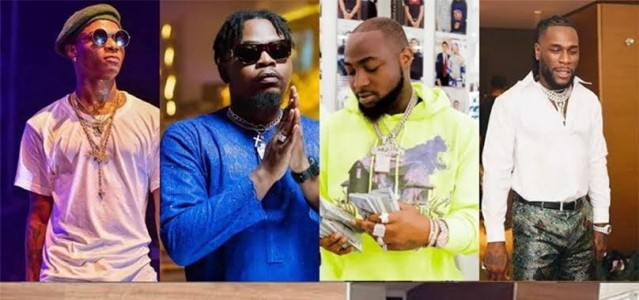 Download Top 10 hottest music artists in Nigeria 2021 mp3