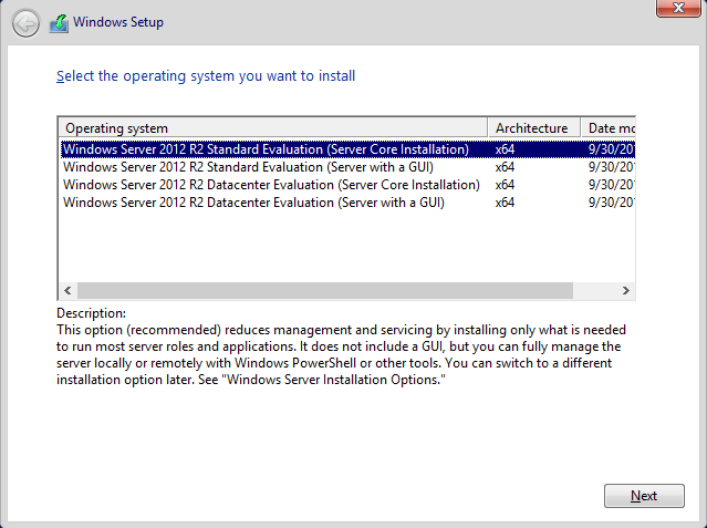 Got GUI? A Guide to Server Core 2012 R2's Minimal Interface