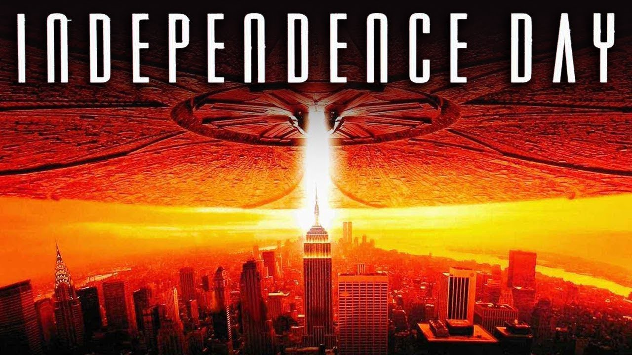 Poster Film Independence Day