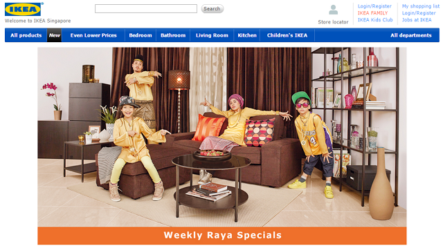 "IKEA Singapore ""Bling Glamour Home"" Raya Ad Comes Under Fire"