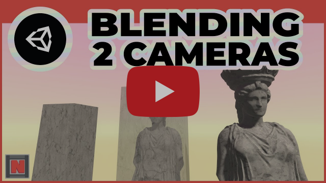 Blend Two Camera Views with a Render Texture in Unity URP!   Game Dev Tutorial