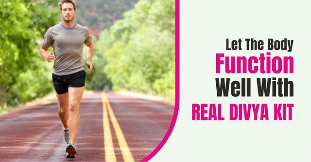 Let The Body Function Well With Real Divya Kit