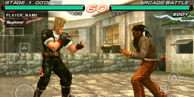 Tekken 6 PSP Highly Compressed Game Only in 20mb 100% Working