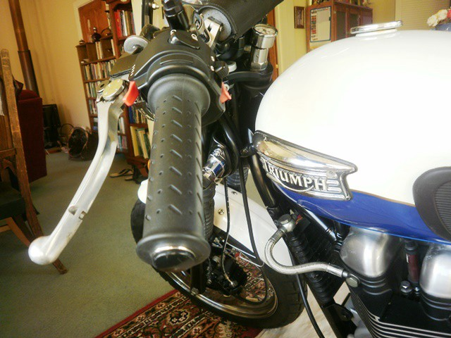 Why is There a Motorcycle in My Living Room? - Liz Hardy ...