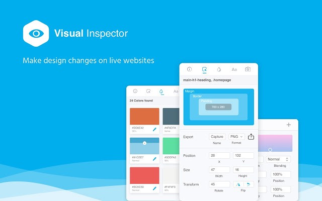 Ultimate collection of chrome extensions for designers