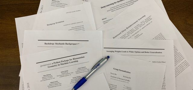 Science term papers