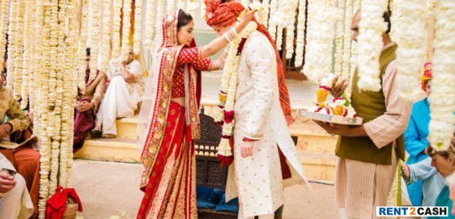 Beautiful wedding dresses of different regions of our Country