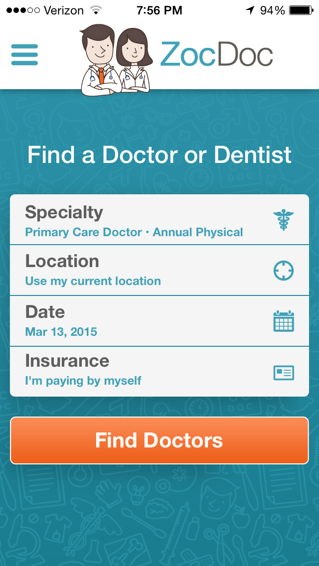 Putting ZocDoc To The Test: A Usability Study - Lucy Dotson