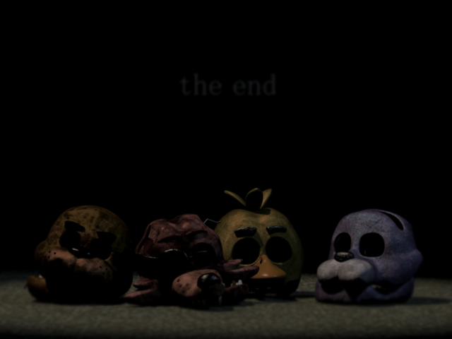 Five Nights at Freddy's Retrospection, Part Three: Breaking