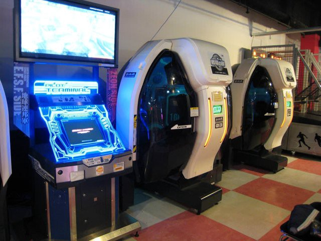 Gundam Battle Pods: Japanese Arcades are INSANE  - Future Vision