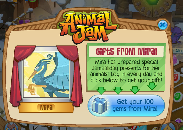 Top Five Animal Jam Codes For Den Items - Circus