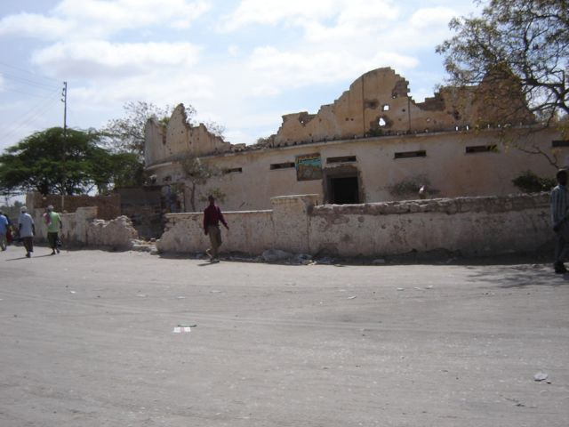 Hargeisa bombed out