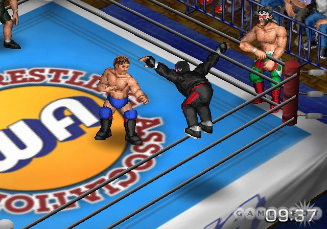 We killed (video game) pro wrestling  We killed the teen