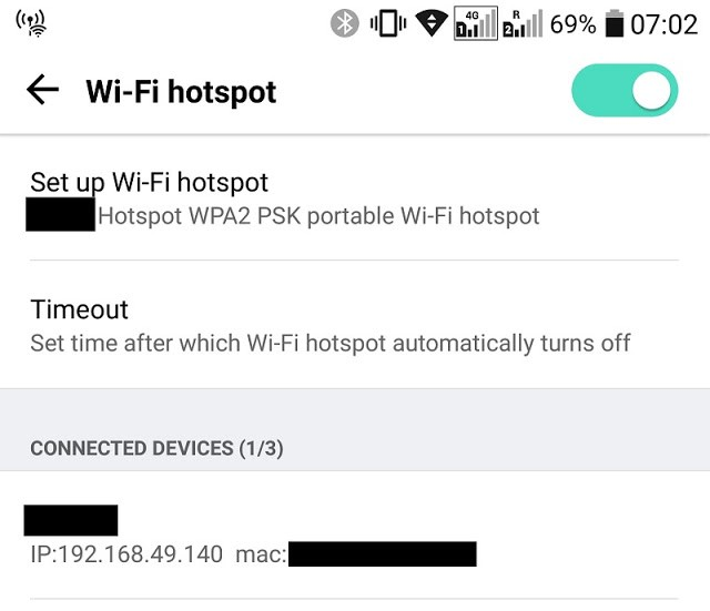 WiFi-Hotspot vs WiFi-Sharing — Configuring LG V20 - Ximplify It - Medium