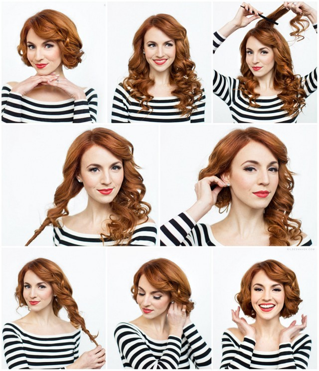 How To Make Your Hair Look Shorter By Beezzly Medium