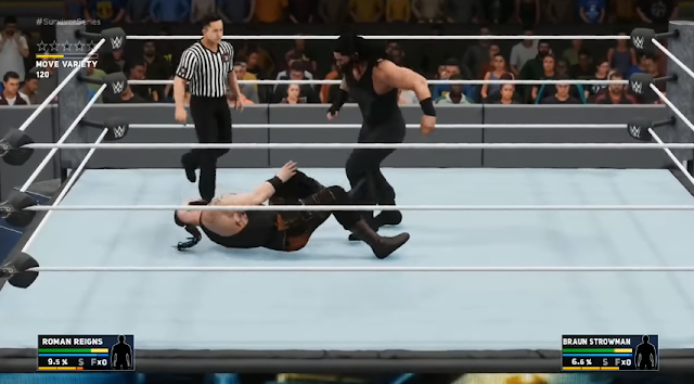 WWE 2k19 PPSSPP Highly Compressed 100% Working - Ram Sharma