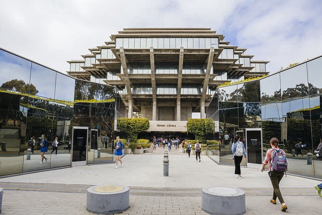 University of California—San Diego (UCSD), Best Masters Programs in Machine Learning (ML)