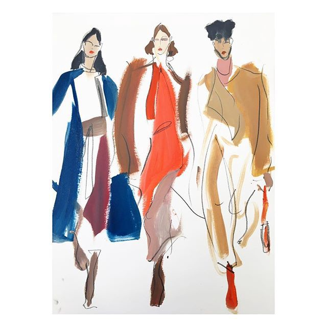 Fashion Illustration Basics Tutorial By Iskn Iskn Medium