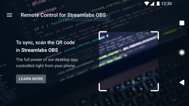 Introducing remote control for Streamlabs OBS: the ultimate
