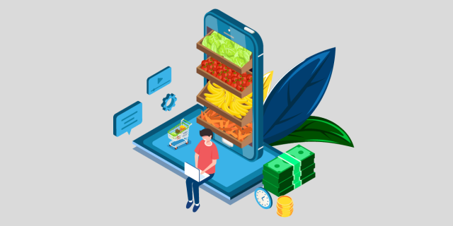 How Do I Develop A Mobile App Grocery Delivery Business?