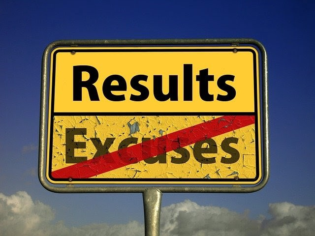 results no excuses to be frugal