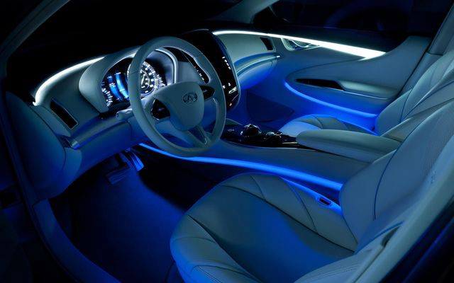 27 Most Attractive Car Interior Light Ideas To Give A Classy Look By Architectures Ideas Medium