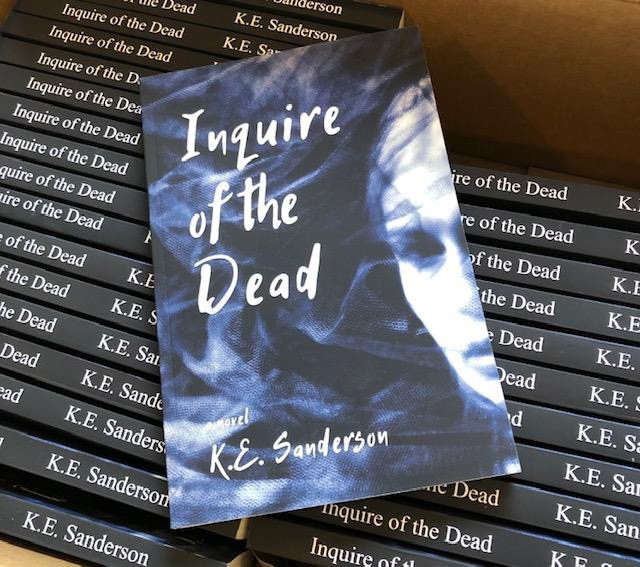 Interview Series: Learn from Experience- novel - Inquire of the Dead