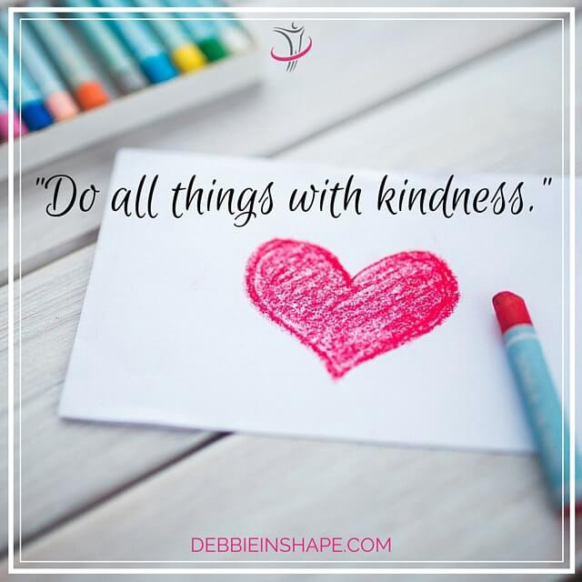 Why Kindness Is The Best Judge By Debbie Rodrigues Medium