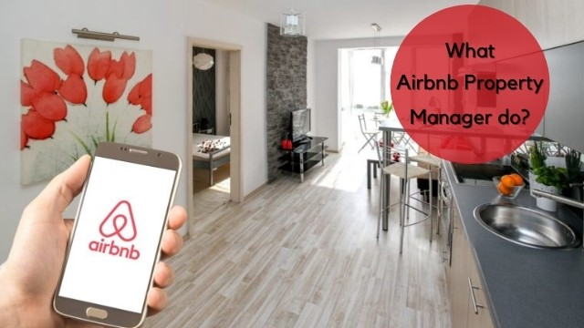 what does an airbnb property manager do