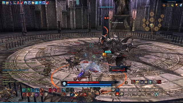 By tera level dungeons Complete TERA
