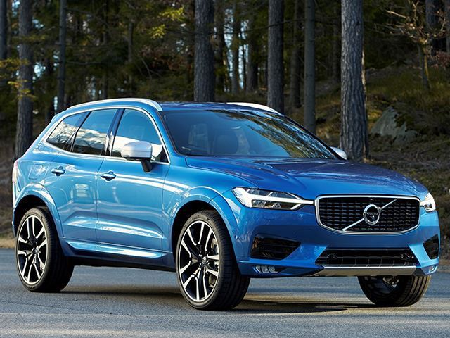 The New Volvo XC60 Is One Of The Safest SUVs Ever Made