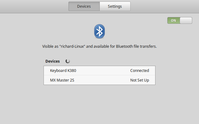 Where to find Bluetooth link keys in the Windows registry