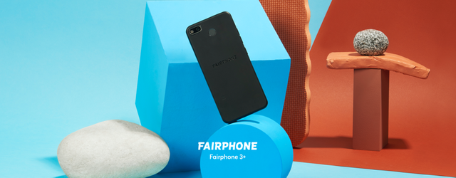 The new Fairphone 3+