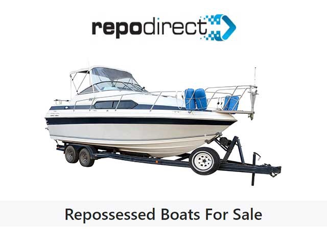 How to buy a repossessed boat or personal watercraft