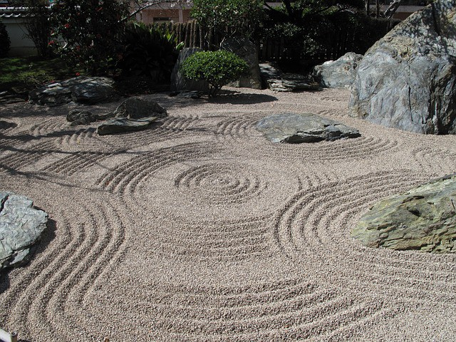 How To Create A Zen Garden In Your Backyard   Bob Hobbs   Medium