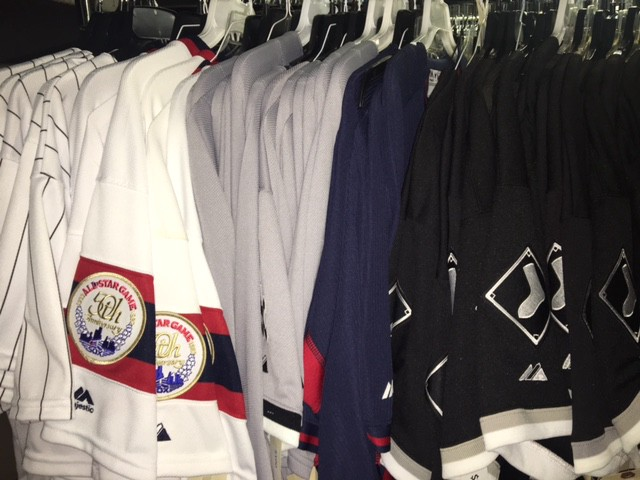 best authentic 8b275 99e8e Four Things You'll Find at the Pop-Up White Sox Team Store