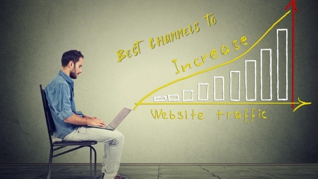 Best Channels to Increase Website Traffic