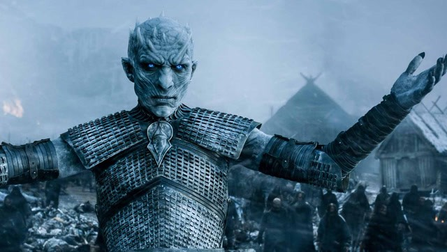 The boss White Walker isn't going to wait for you to finish your debate about whether to take the next step in your plan.
