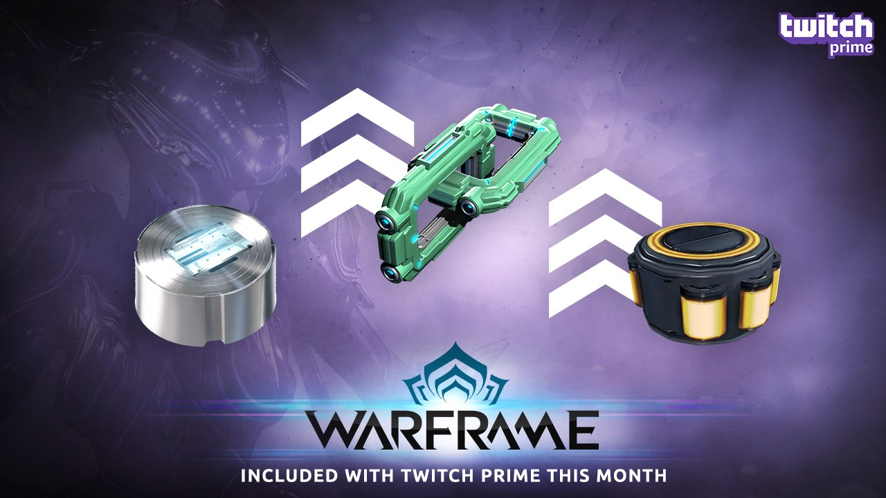 Twitch Prime Members, Level Up Your Arsenal with the
