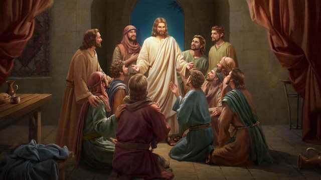 the-Lord-Jesus-appeared-to-the-disciples-after-His-resurrection