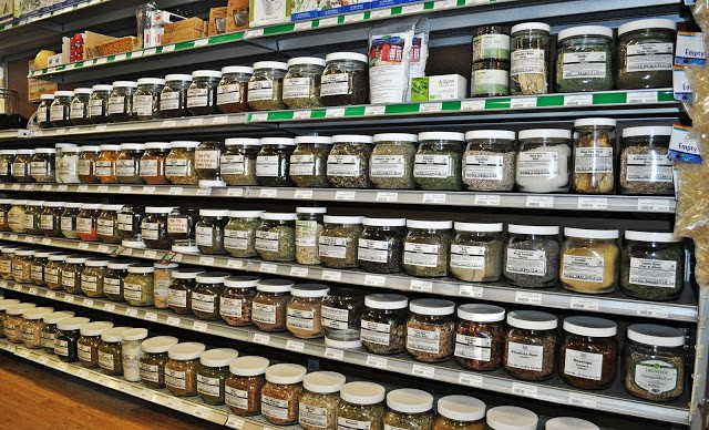 Healthy Hippie herbs and spices