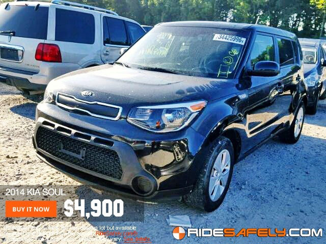Online Car Auction >> Shop For Used Salvage Kia Cars At Online Car Auction