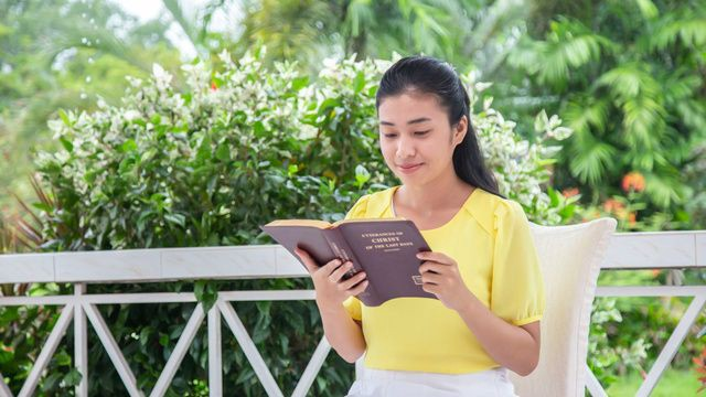 bible study | The 4 Principles of Establishing a Personal Relationship With God