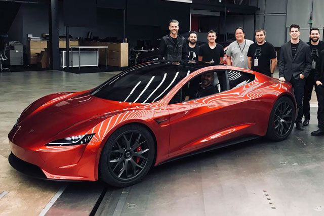 Tesla's Approach to Recycling is the Way of the Future for