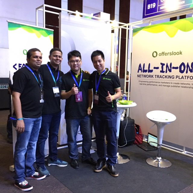 Offerslook Showcases at Affiliate World Asia 2016