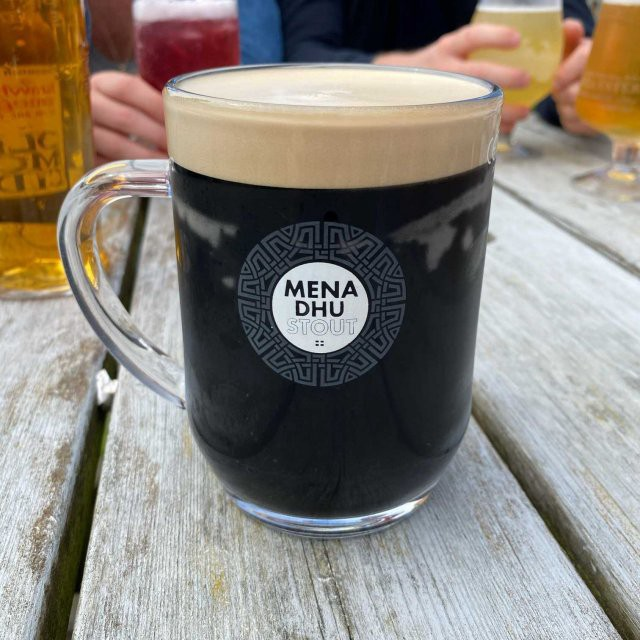Where To Find Mena Dhu (On Draught) In Cornwall